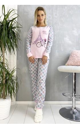 Пижама, Эйфелева башня